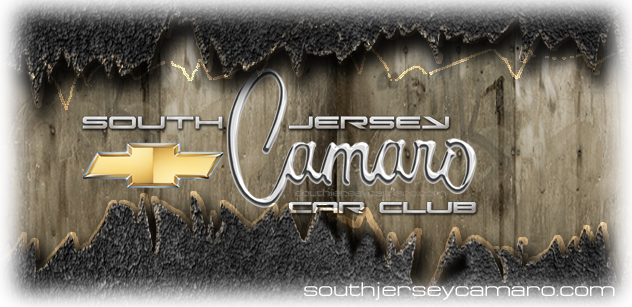 South Jersey Camaro Logo